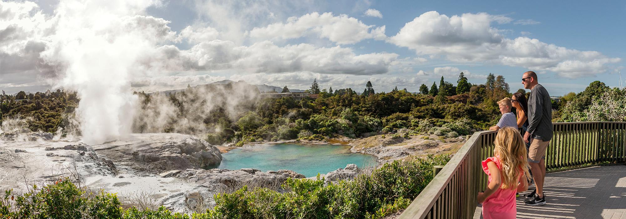 Rotorua is celebrated on screen as Cousins hits Kiwi cinemas