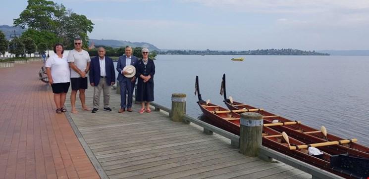 New tourism venture launches on Lake Rotorua
