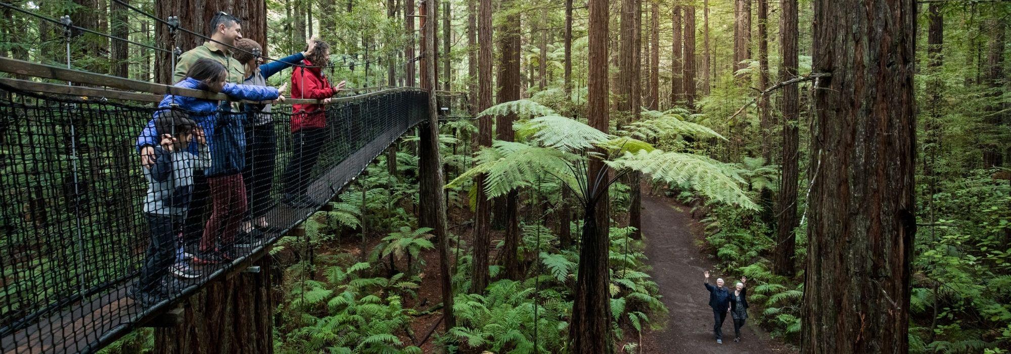 Three-day itinerary for a fun-packed family holiday in Rotorua