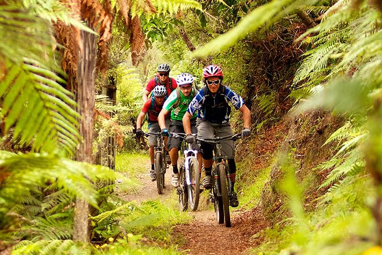 Ten great Rotorua rides