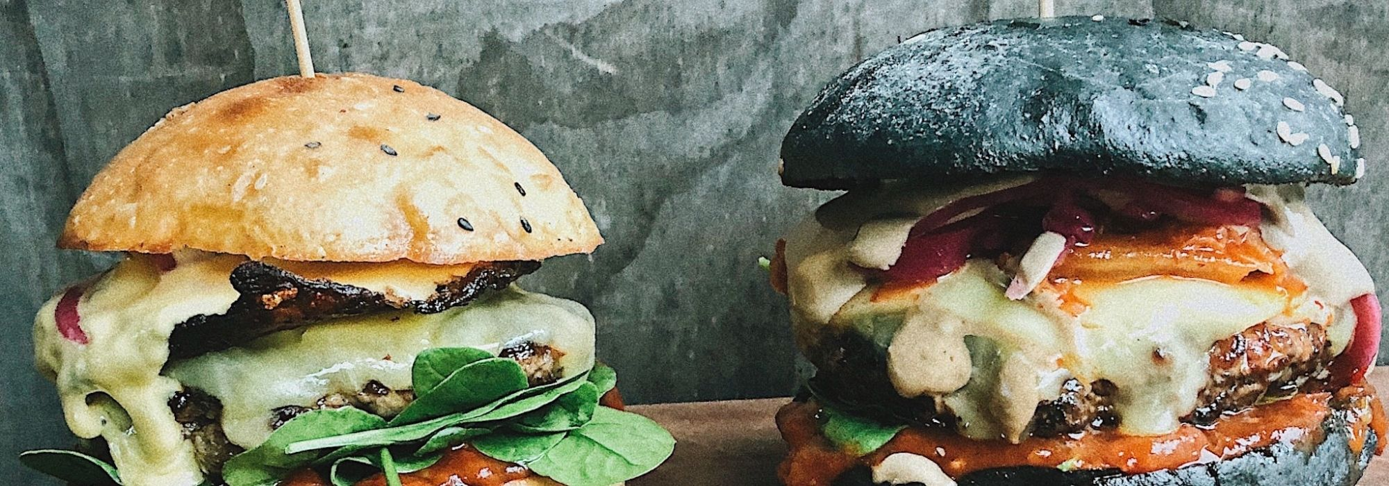 Five burgers you just have to try