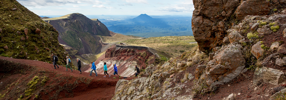 Reach for the sky: Climb a mountain