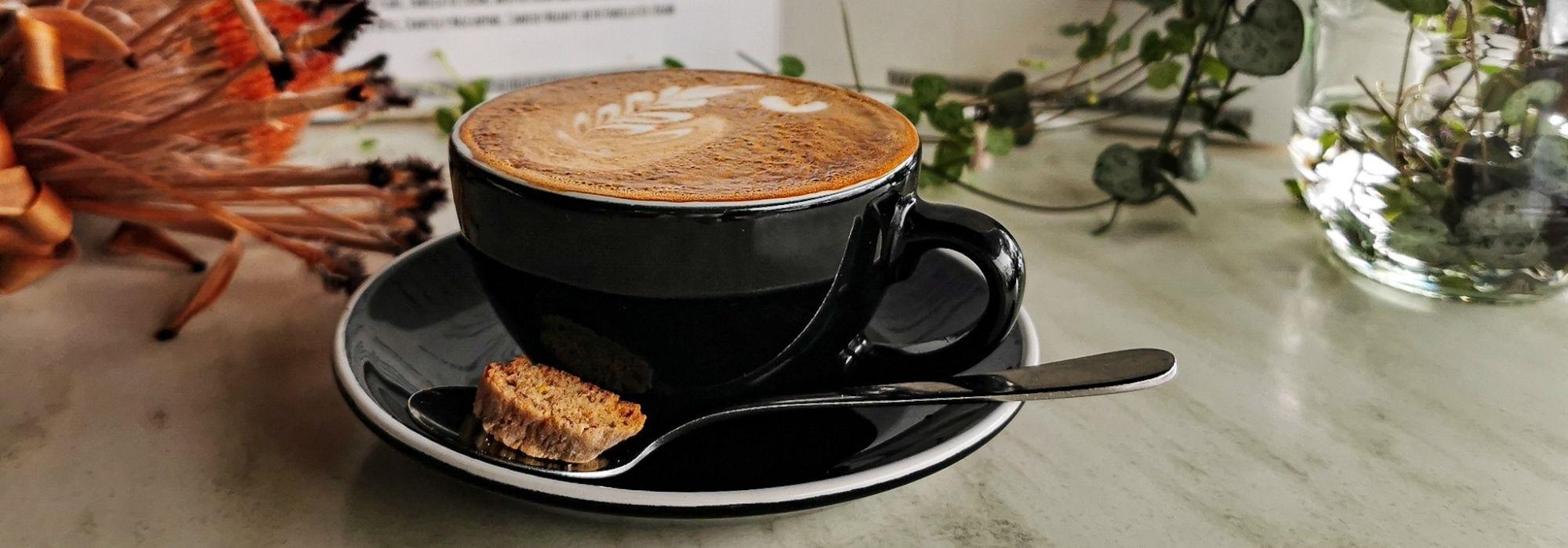 Catch up over a coffee in Rotorua