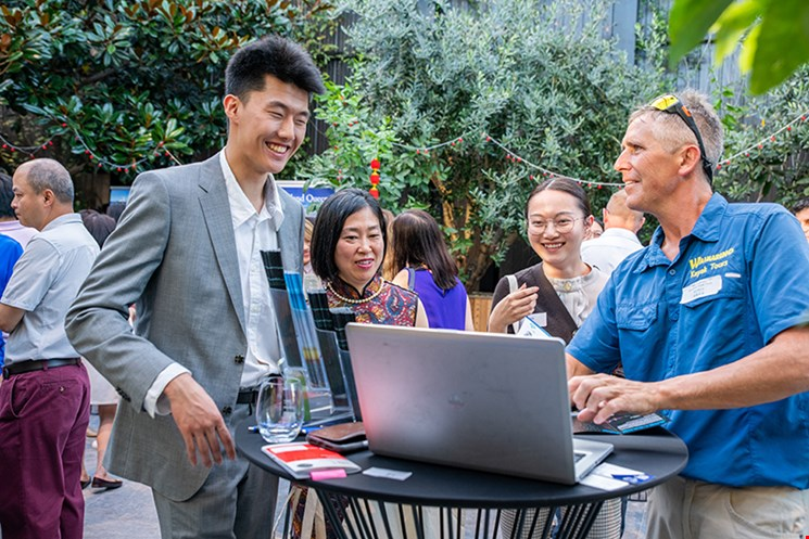 Networking event sells Rotorua to Chinese tourism market