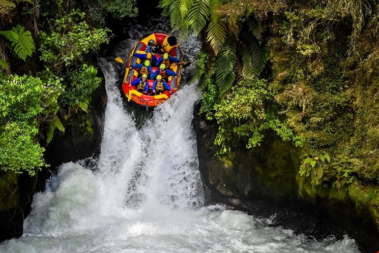 New ownership invigorates Kaituna Cascades experience