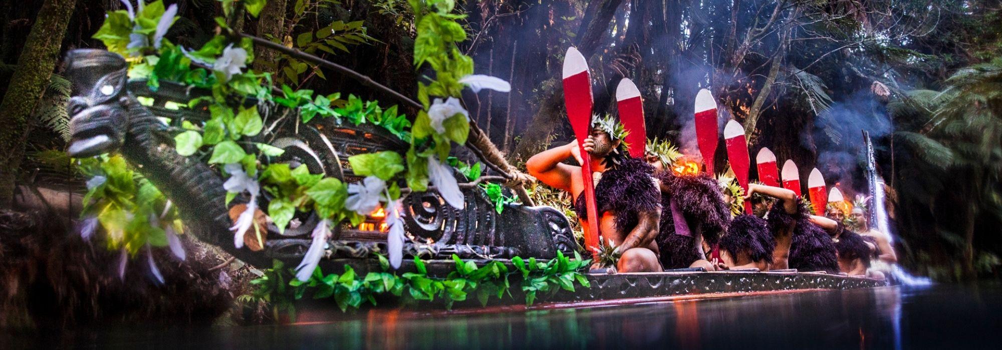Nau mai, haere mai! Welcome to Rotorua, the heart of Māori culture