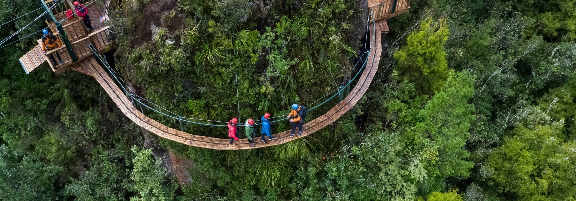 Rotorua is perfect for a microadventure
