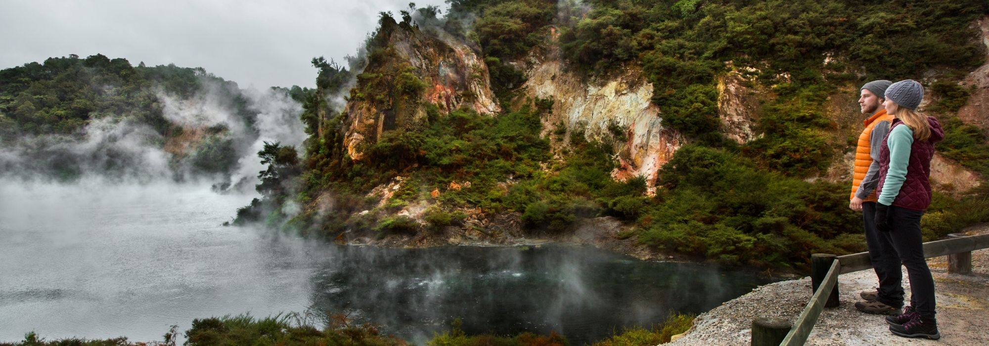 What to do in winter in Rotorua