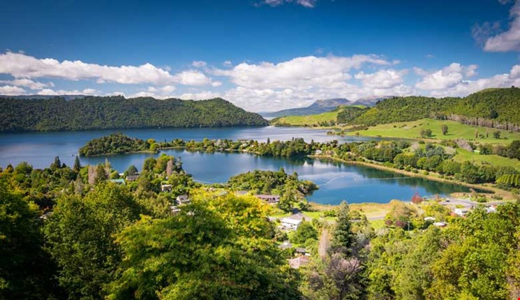 Discover five of our favourite lakes in Rotorua