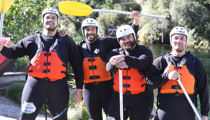 Singing our praises: SOL3 MIO discovers there's lots to do in Rotorua